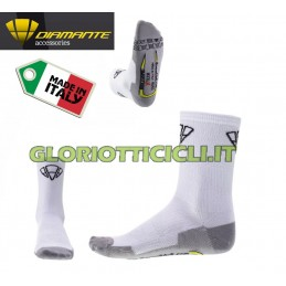 HIGH EDGE WHITE BIOCERAMIC SOCKS