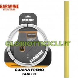 GUAINA FRENO GIALLO