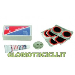 KIT 6 PIECES +TUBE MASTICE