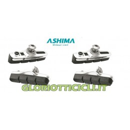SET 4 SHIMANO COMPATIBLE RACE SCOOTER CARRIERS