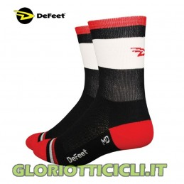 CALZE AIREATOR RED-WHITE-BLACK