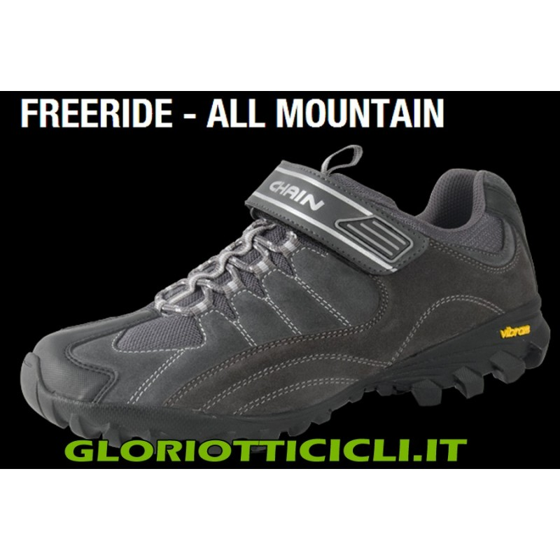 SHOES FREERYDE G.NEMY BLACK 2014