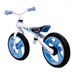 BIKE WITHOUT BLUE-BLUE PEDALS