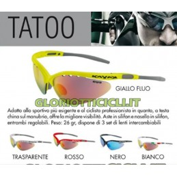 TATOO KAYAK CYCLE GLASSES