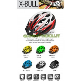 HELMET CYCLE X-BULL