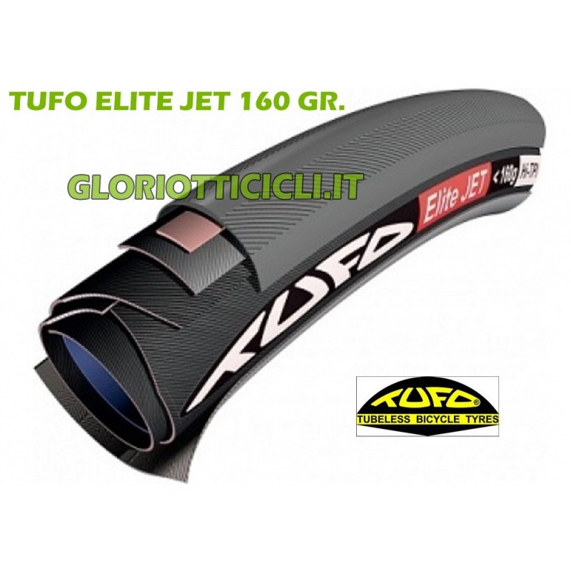 TUBULAR ELITE JET 160 GR. competition