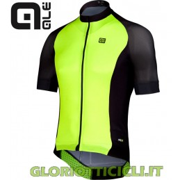NEON YELLOW PRR JERSEY JERSEY
