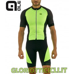 COMPLETO PRR 2.0 JERSEY GIALLO FLUO
