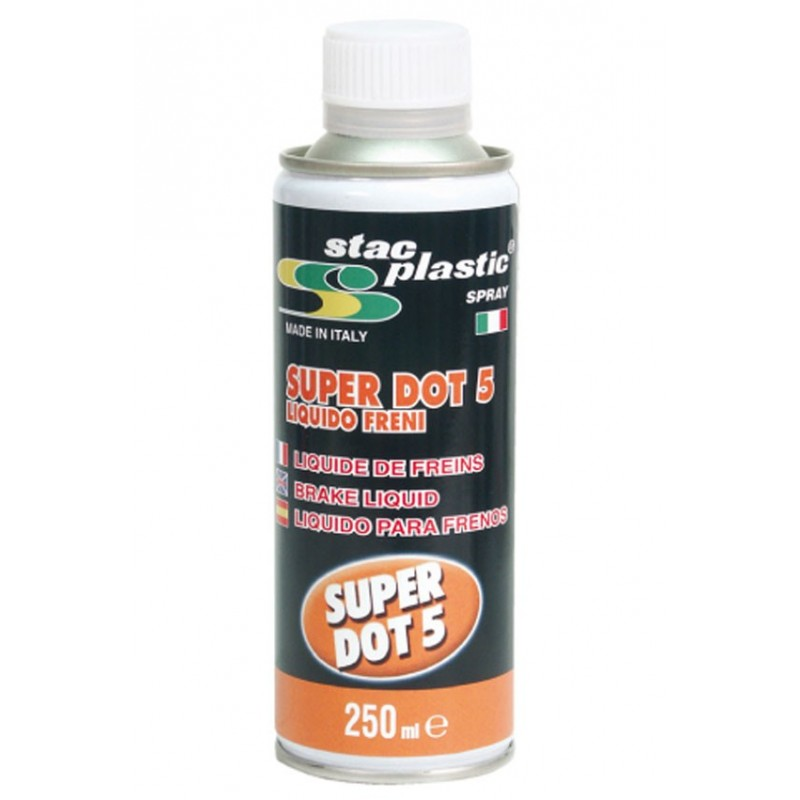SUPER DOT 4 OIL FOR HYDRAULIC BRAKES
