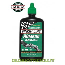 LUBRIFICANTE CROSS COUNTRY  UMIDO 120 ML