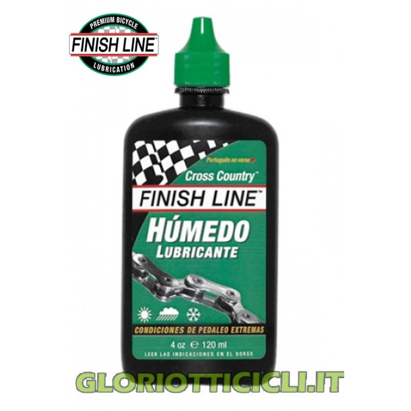 WET CROSS COUNTRY LUBRICANT