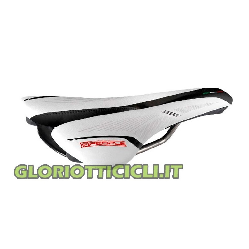 MX.AIR STAINLESS STEEL SADDLE