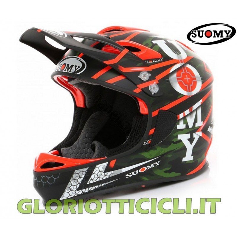 CASCO INTEGRALE JUMPER GUN