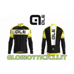 WINTER JACKET GRAPHICS EXCEL WEDDELL 2016 YELLOW-BLACK