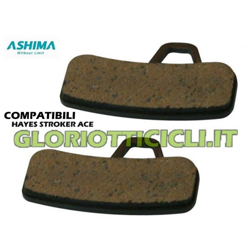FREDO AD0506-SM-S HAYES STROKER ACE PADS