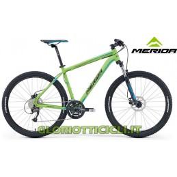 MTB 27,5 BIG SEVEN 40D MATT GREEN