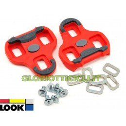KEO' GRIP ANTI-SLIP CLEATS RED COLOR