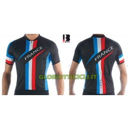 MAGLIA NATIONAL CYCLING  JERSEY FRANCE