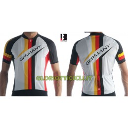 MAGLIA NATIONAL CYCLING  JERSEY GERMANIA