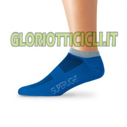 CALZE ESTIVE SUPERLIGHT BLU