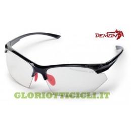 OCCHIALI WARRIOR PHOTOCROMATIC BIANCO-VERDE