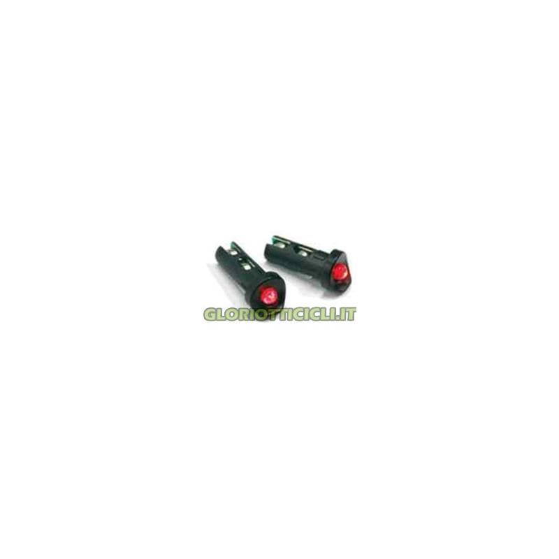 pair lights for handlebar running