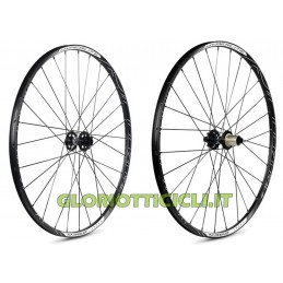 HYPERLITE 27.5' BLACK MTB WHEELS THROUGH