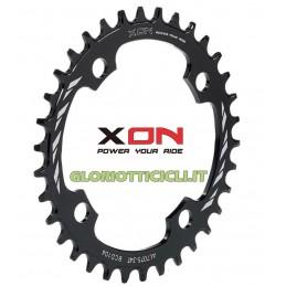 SINGLE CROWN MTB XCR-03-BK