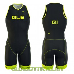 BODY TRIATHLON LONG TRI CIPRO CON CERNIERA FRONTALE