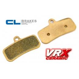 CL BRAKES CERAMIC PADS VRX SAINT 09