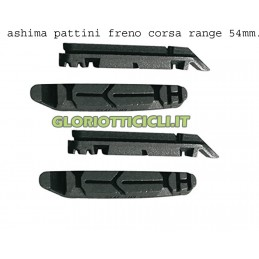 SET 4 PATTINI FRENO CORSA X SHIMANO