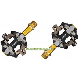 PAIR OF MTB PEDALS E-PM222