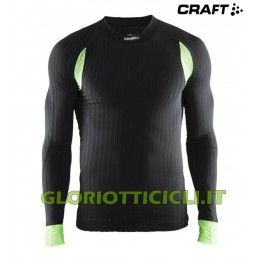 MAGLIA INTIMA INVERNALE BE ACTIVE EXTREME 2.0 BLACK-SHOUT