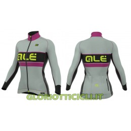 WOMEN'S ML GRAPHICS PRR BERING JERSEY