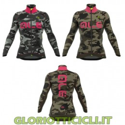 JACKET GRAPHICS PRR CAMO WOMAN
