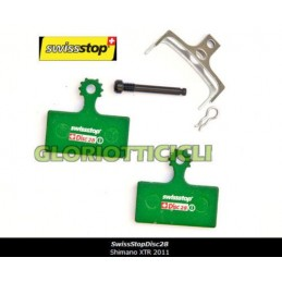 PROFESSIONAL BRAKE PADS FOR XTR