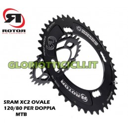 """OVAL CROWN FOR DOUBLE XC2 120/80 26D WHEEL29"""""""