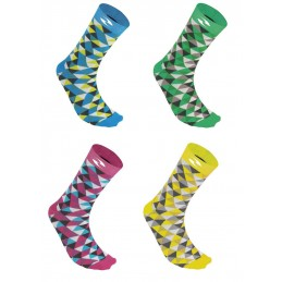 SUMMER SOCKS FANTASY HIGH CUFF