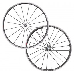 RACING WHEELS FULCRUM RACING ZERO BLACK CLINCHER
