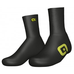 BLACK GALLO FLUO CHRONO SHOE COVERS