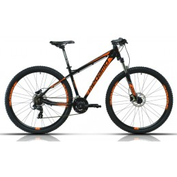 MTB 27,5 NATURAL 60 BLACK-ORANGE