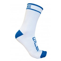 SUMMER POWER SOCKS 15 WHITE-BLUE