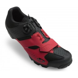 CYLINDER RED MTB SHOES