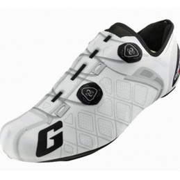 STRETCH SHOE COVERS WITH G.STYLUS WHITE UPPER