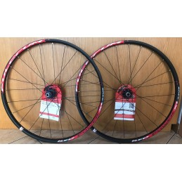 WHEELS MTB 27.5 RED POWER XL