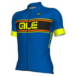 MESH M/C SOLID VETTA BLUE YELLOW FLUO