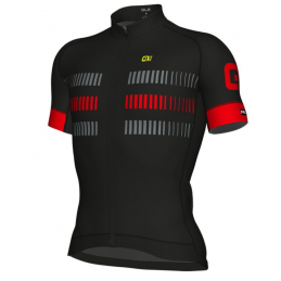 JERSEY M/C GRAPHICS PRR ROAD BLACK RED