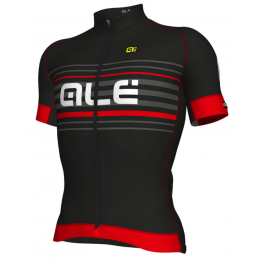 JERSEY M/C GRAPHICS PRR ROSE BLACK RED