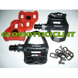 PEDALS RUNNING EPS-R PRO BLACK 244 GR.