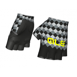 SUMMER GLOVES GREY RUMBLES